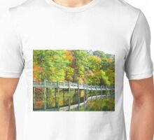 The Amazing Colors of Autumn Abound      (1409111738VA) Unisex T-Shirt