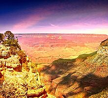 Grand Canyon National Park by LudaNayvelt