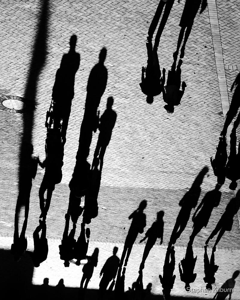 Upsidedown World by Stephen Kilburn