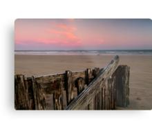 Twilight, Raaf's Beach,Bellarine Peninsula Metal Print