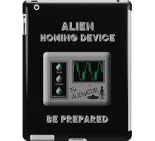 Alien Homing Device iPad Case/Skin