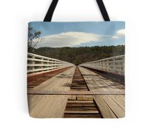 McKillops Bridge Tote Bag