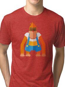 Clown Monkey Tri-blend T-Shirt