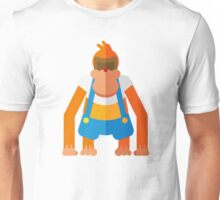 Clown Monkey Unisex T-Shirt