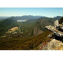 Halls Gap Grampians Photographic Print