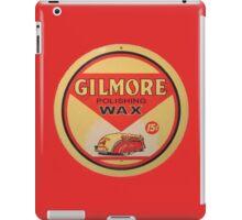 Gilmore Polishing Wax iPad Case/Skin