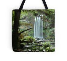 Hopetoun Falls, Otway Ranges forrest Tote Bag