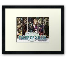 Xillia Group (ToX) Framed Print
