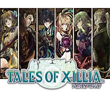 Tales Of Xillia Group Photographic Print