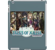 Tales Of Xillia Group iPad Case/Skin