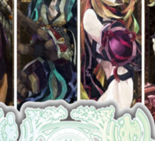 Tales Of Xillia Group Sticker