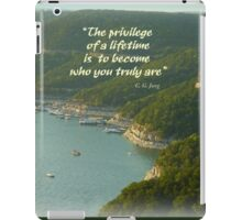 Lake Travis iPad Case/Skin