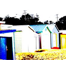 Beach Box 2 - Coloured Sands series by 3rdEyeOpen