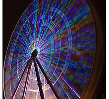Ferris Wheel #1 Photographic Print