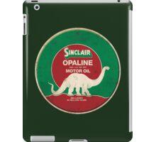 Sinclair Opaline Motor Oil iPad Case/Skin