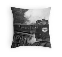 ~ Puffing Billy ~ Throw Pillow