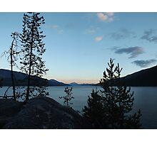 Arrow Lake Photographic Print