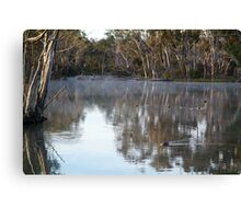 Pleasant Creek, Stawell Canvas Print
