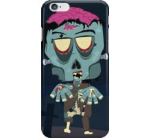 Frank the Zombie iPhone Case/Skin