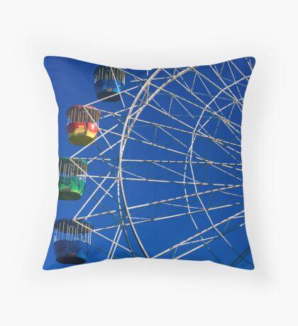 Ferris Colour Throw Pillow