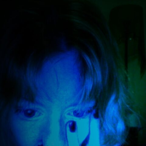 Blue Too by Monica Ellis