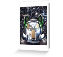 Ground Control Greeting Card