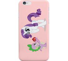 Rarity and Spike iPhone Case/Skin