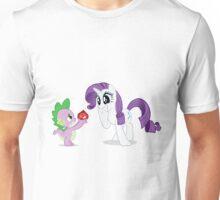 Rarity and Spike Unisex T-Shirt