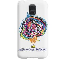Jean Michel Basquiat Head Samsung Galaxy Case/Skin