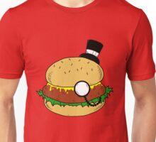 Fancy Burger Unisex T-Shirt