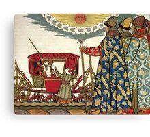 Ivan Bilibin 1 Canvas Print