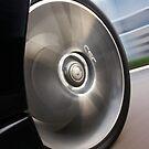 spinning wheel by John Jovic