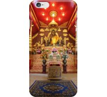 Thai Temple iPhone Case/Skin