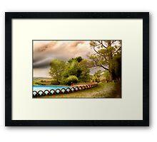 S. Enea - Umbria Framed Print