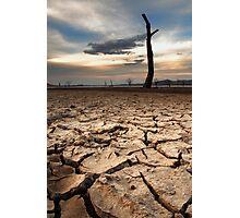 The Big Dry Photographic Print