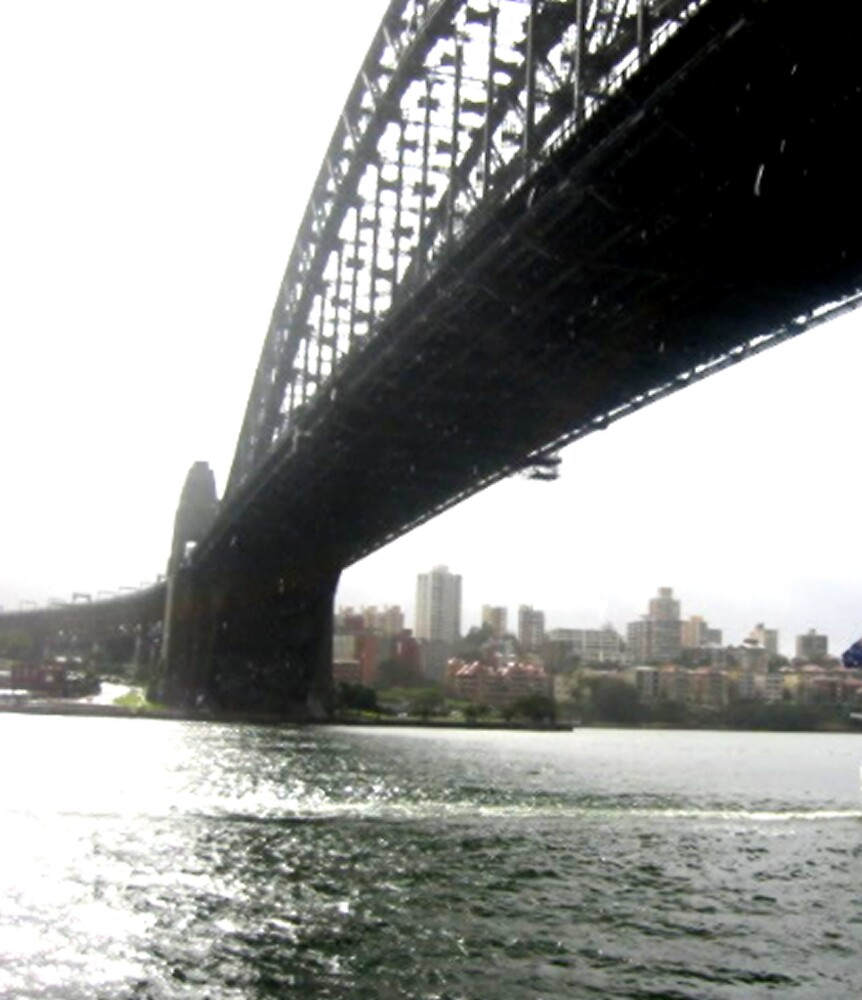 Sydney Harbour Bridge by Charlotte Pitchford