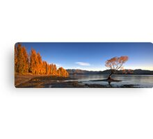 Lake Wanaka Canvas Print