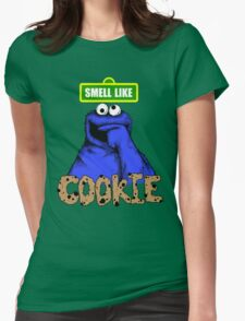 Smell Like Cookie! Womens Fitted T-Shirt