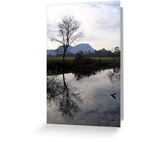 Taggerty country Victoria Greeting Card