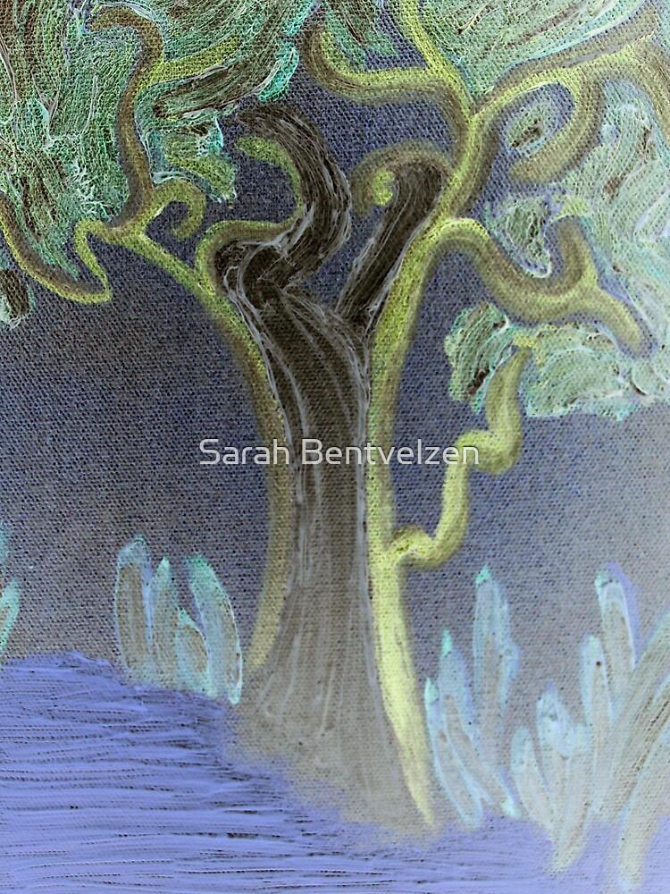 Winter's Discontent Inverted by Sarah Bentvelzen