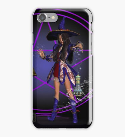 Love Potion Number Nine .. the witch and the fairy iPhone Case/Skin