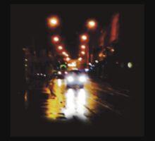 Main Street Lights One Piece - Short Sleeve