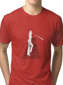 mall girl Tri-blend T-Shirt