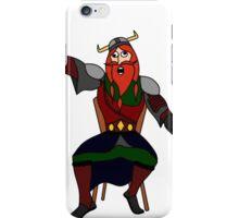 The Nerd Rage Viking iPhone Case/Skin