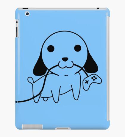 Gamepad Puppy iPad Case/Skin