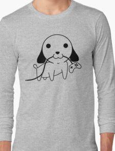 Gamepad Puppy Long Sleeve T-Shirt