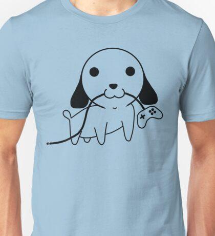 Gamepad Puppy Unisex T-Shirt