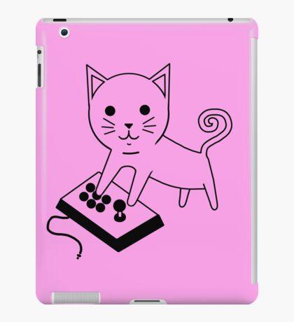 Arcade Kitten iPad Case/Skin