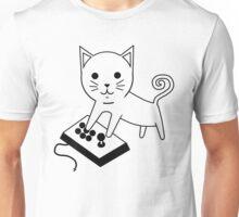 Arcade Kitten Unisex T-Shirt