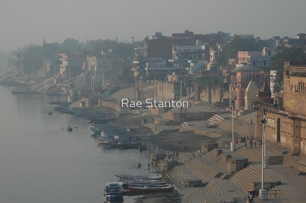 Varanasi by Rae Stanton